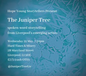 The Juniper Tree poster (May 2019)